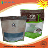 Wholesales dog food packaging bag with zip lock / Customized zipper bag for dog feed