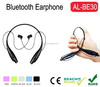 AL-BE30 2014 New Design Super Mini Hot Sale Rubber Earphone Covers Bluetooth Ear Phone Headphone Noise Cancelling