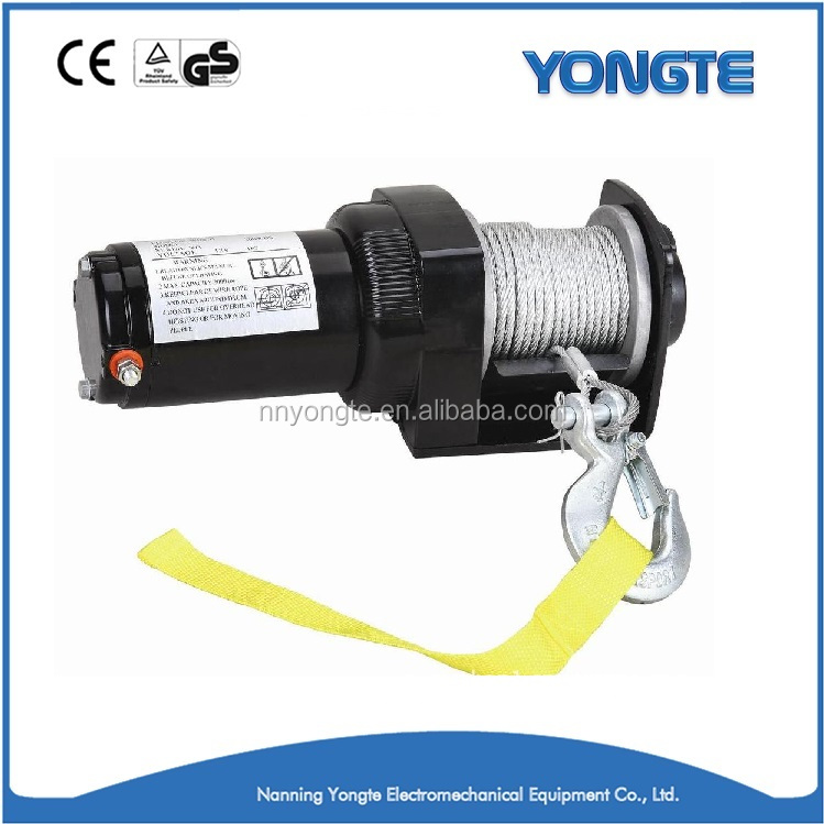 mini 4x4 12v electric boat anchor winch for sale