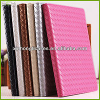 Hot Smart Leather case for Ipad 2/3/4 with Stand in Factory Price