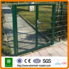 Security Double Swing Fence Gate