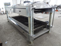 Stainless steel hot sale chicken plucker | poultry/duck feather removal machine