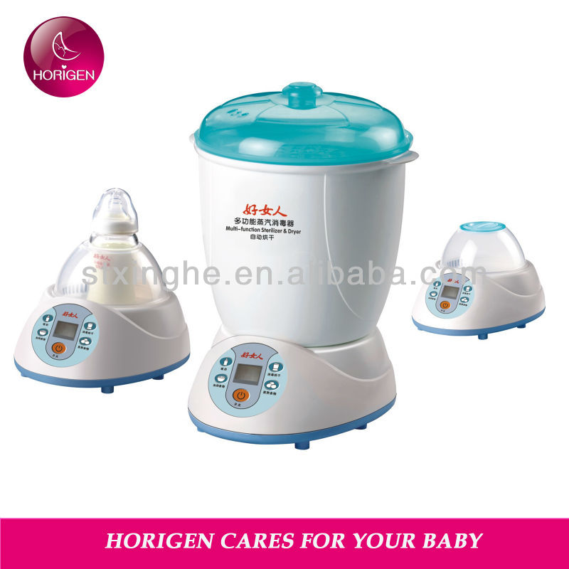 Milk baby Bottle Steam Sterilizer and Dryer