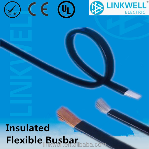 high conductivty fire-retardant Flexible Insulated copper Busbars