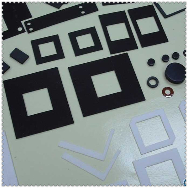 Custom 3m die cut vinyl stickers