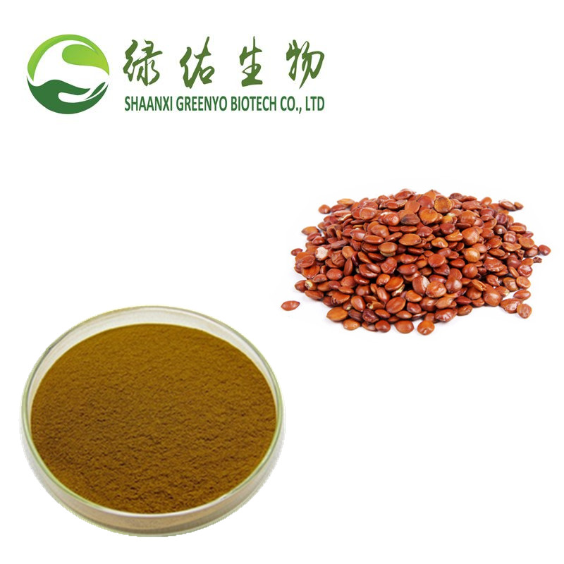 Super quality wild jujube seed extract/Jujuboside/ in stock