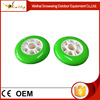 Senior solid roller ski rubber wheel supplier