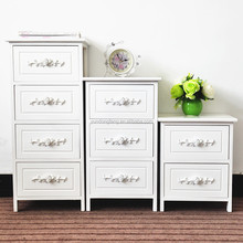 Bedroom cabinet with drawers for girls
