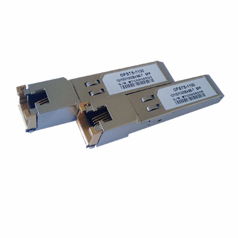 Hot Sale Gigabit 1000Base-T Copper SFP Transceiver
