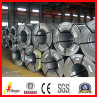 zinc coated iron plate / galvanised steel coil in china