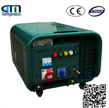 Commercial A/C CM8000 Refrigerant Rcovery Machine/Recharge recycling equipment