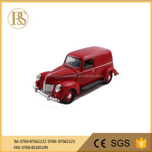 Small Classic Ford Toy Car Model And Vintage Car Model