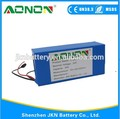 18650 li-ion rechargeable power type battery 48v 20Ah applied in E-bike