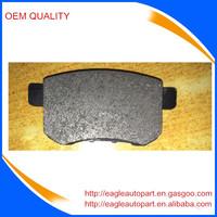 Rear disc pad brake 43022-TA0-A00 for Byd F6 CP3 TSX Spirior