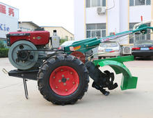 2 wheel walking hand tractor mini walking tractor