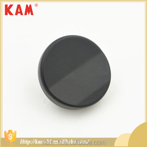 Classic Cheap Black Designer Custom Made Zinc Alloy Metal Coat Button