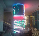 Soft 2.5mm 3mm 4mm LED flexible led scrolling sign Cylindrical screen