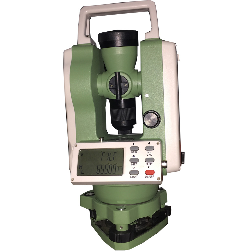 2017 HOT SELLING PJK DE2A DT02 TYPES OF THEODOLITE