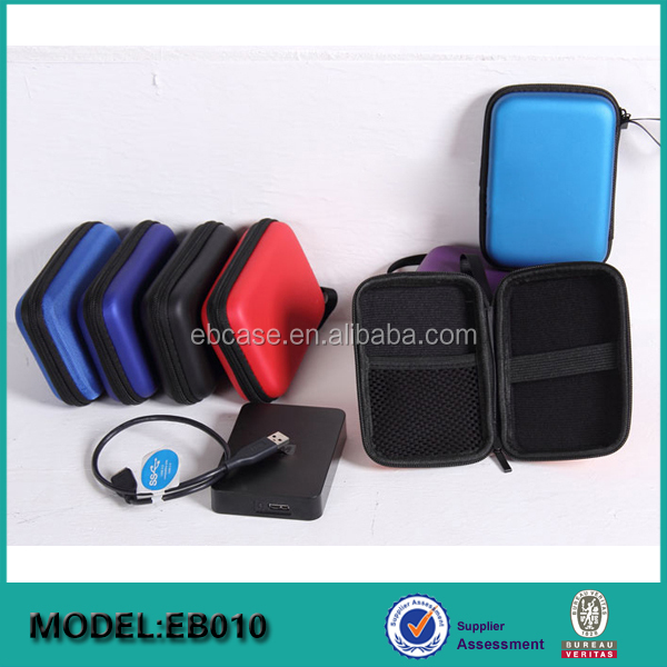 Custom EVA Shockproof Travel organizer storage Carrying Travel Case Bag for Cable,Charger ,Power Bank ,Battery