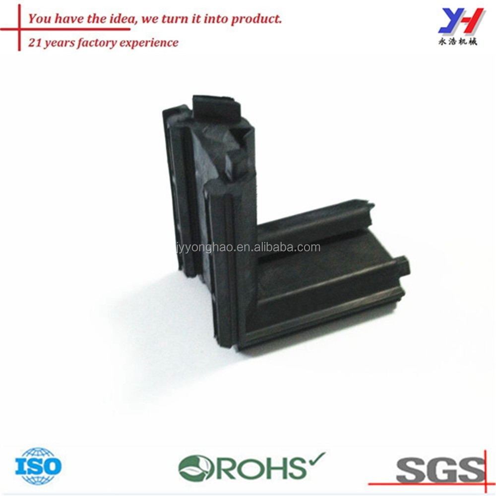 OEM ODM customized rubber auto door seals strips/wooden door rubber seals/glass shower door rubber seals
