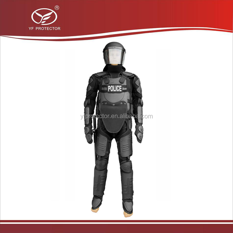 police anti riot suit/body protector