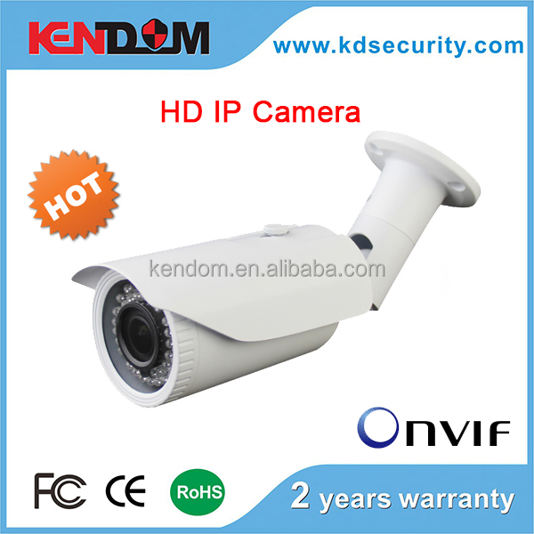 KENDOM security equipment Most Popular outdoor housing IP Camera facial recognition with poe full hd 5 Megapixel IP Camera