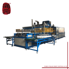 Automatic Egg Tray Vacuum Forming Machine