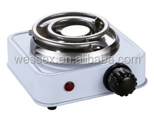 500W single mini Electric SOILD Hot Plate 2014 hot sales