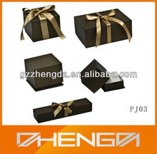 High Quality Custom Paper Gift Box for Jewelry In China for sale