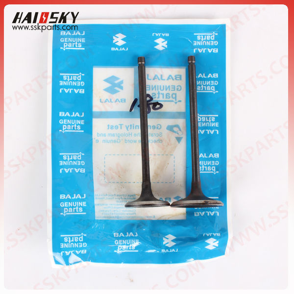 HAISSKY motorcycle parts spare valve set-China motorcycle spare parts supplier