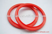 CNC Lathe wiper seal u packing seal (PRU)
