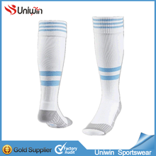 Argentina White Football Socks With High Quality