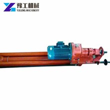 High quality cheap diesel bore hole drilling rig