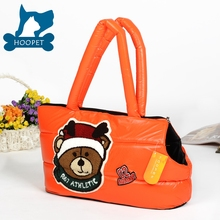 Pet Product Wholesale Orange Outdoor Dog & Cat Carring Bag For Winter
