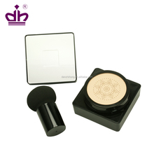 20g Mushroom brush plastic case empty bb cushion foundation packaging