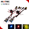 MATEC Factory Auto Headlight Lighting h1 h3 h4 h5 h6 h7 h8 h11 h13 h15 h16 9005 d1s xenon hid h7 55w bulb