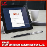 thick cross style stylus screen touch pen XY-127