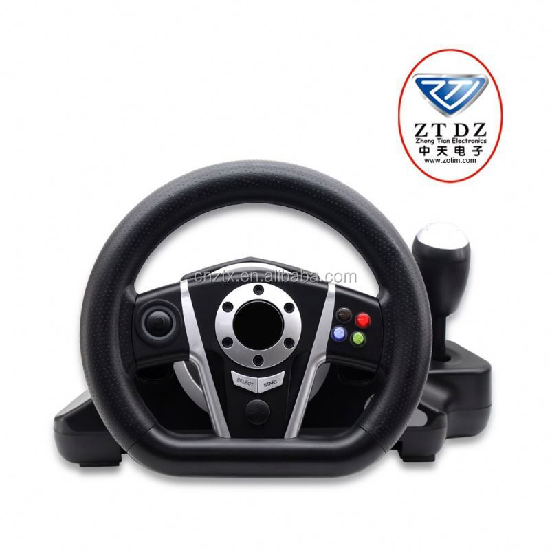 2015 Brand New racing OIVO steering wheel for pc, steering wheel, OIVO steering wheel audio control