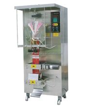 2015 hot sale automatic bag juice filling and sealing machine for 200ml to 2000ml