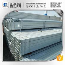 rectangular hollow tube hot dip galvanized bolts and nuts square and rectangular