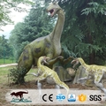 OA23650 Outdoor Vivid Model Animatronic Dinosaur Replica for sale