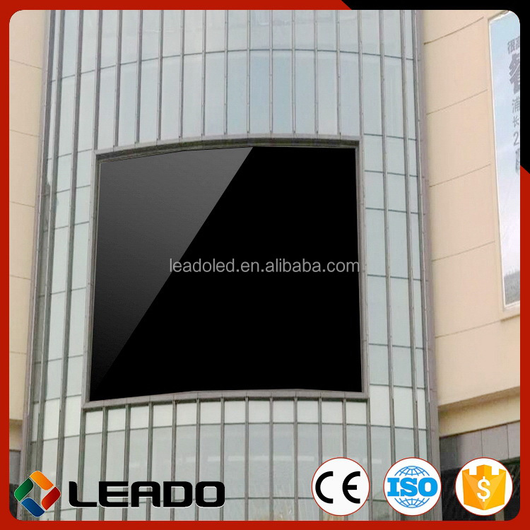 High Technology New Invention p10 smd clear led video display screen
