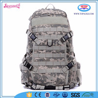 best sell factory sale custom hunt print logo back pack backpack