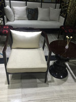 Coffee chair and table made in China hotel furniture