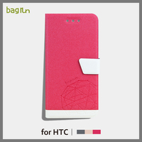 OEM Support Flip Leather Phone Case for HTC One A9 Phone Cover