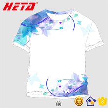 New style low pricer sublimation all over t shirt printing from China manufacturer