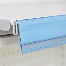 acrylic price tag holder-price tag holder for shelves-bakery price holders