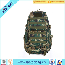 Multifunctional Military Tactical Camo Camping Hiking Backpacks
