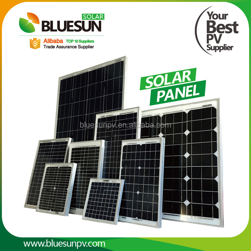 25 years warrantly poly best price power 100w solar panel