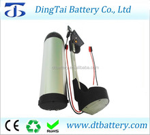 high power 48v 750w 1000w electric bike battery 48v 17ah bottle downtube ebike battery with charger
